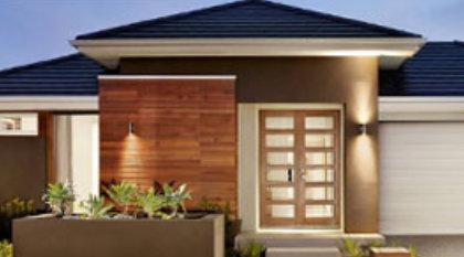 Example facade