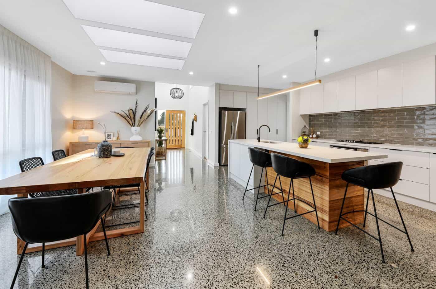 South Gippsland Homes kitchen design